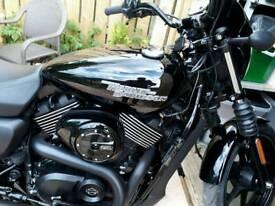 HarleyDavidson 750 xg 2017