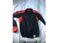 Gore Phantom Windstopper Soft Shell Mens Cycling Jacket - Black - size S