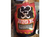 BIG K, Real Lumpwood Barbecue Charcoal 2x 5kg