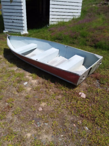 12 foot boat package