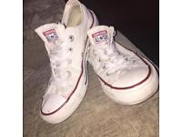 Converse all star trainers size 4 Chuck Taylor style