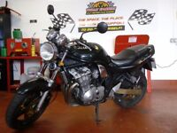 1998 - SUZUKI BANDIT 600cc - UK DELIVERY AVAILABLE - 1YR MOT