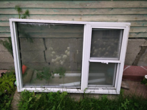 "Window, 48""x33"" (outside dimensions)"