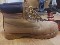 Safety boots. Size 12. Good condition