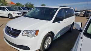 2016 Dodge Grand Caravan SXT Premium Plus - Reverse Cam, DVD