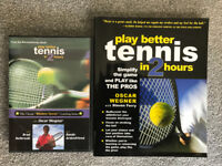 Play Better Tennis in 2 hours (Book and DVD)