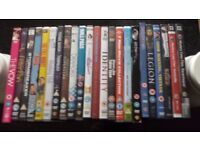 Job Lot of Dvd's + couple pc games