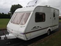 **SWIFT CHARISMA 230 2 BERTH END- WASHROOM CARAVAN,FULL AWNING, IMPRESSIVE CONITION**