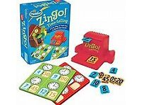 Zingo Tell the Time **new unused and sealed**
