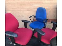 Used Computer Chairs £5 each