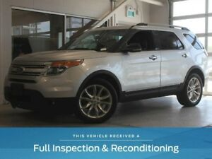 2013 Ford Explorer XLT-Moon Roof-Nav-Heated Leather Seats