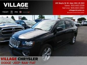 2016 Jeep Compass High Altitude|4X4|LEATHEHR|ROOF|BLUETOOGH