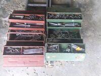 Job lot of mechanic's tools
