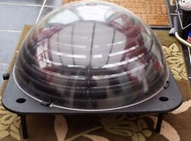 SOLAR POD PLUS, SOLAR POWERED HEATER FOR SWIMMING POOL IN NEW CONDITION CAN DELIVER