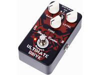 Joyo Ultimate Overdrive electric Guitar Fx Pedal like ocd overdrive pedal