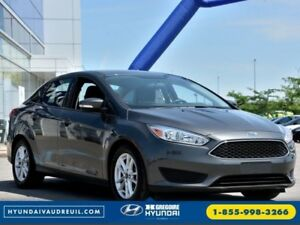 2016 Ford Focus SE Auto Sieges-Chauffant Bluetooth Camera USB A/