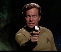 Star Trek Captain Kirk are U Out There