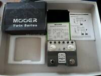 Mooer shimverb electric guitar effects reverb