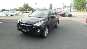 Hyundai Tucson GLS + FWD 2013