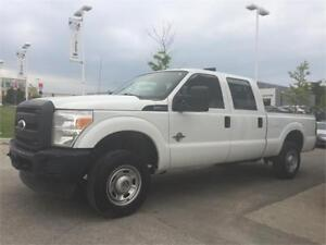 2011 Ford F-250 SUPER DUTY 6.7 DIESEL 4X4 CREW CAB READY TO WORK