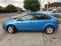 Ford Focus 1.6 TDCI 109 ZETEC DPF (blue) 2010
