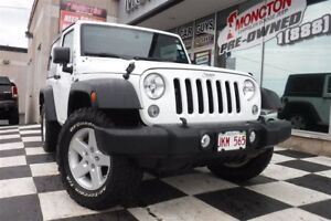 2015 Jeep Wrangler Sport | 4x4 | CD/MP3