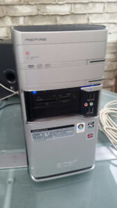 ACER DUEL CORE 2.6 GHZ/ 5 GIG RAM/ WIN7