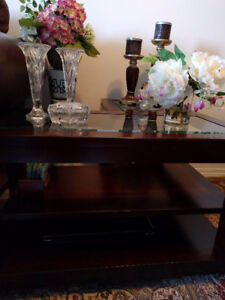 2 in 1 Coffee Table or Corner Table - Moving Sale Last Day