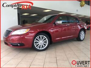 2013 Chrysler 200 Limited CUIR TOIT S.CHAUFFANT BLUETOOTH