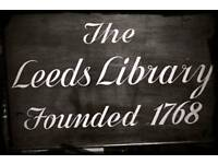 Halloween at The Leeds Library