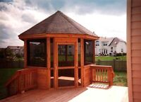 #1 fence/deck staining & sealing! 20% off book today