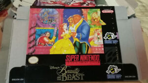 SNES Boxes only
