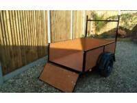 6ftx4ft box trailer