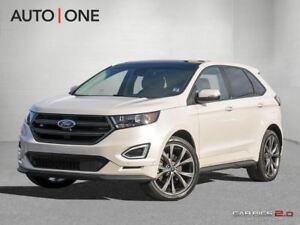 2016 Ford Edge Sport AWD WITH ECOBOOST
