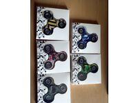 job lot finger spinners x 50