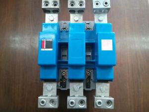 Culter-Hammer Contactor 6 3 Ph 540 AMP 150/200/400H -Contacteur