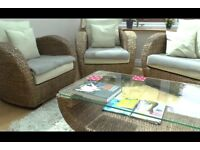Conservatory Furniture - Monte Carlo 2 seat sofa set.