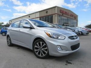 2017 Hyundai Accent SE, ROOF, ALLOYS, BT, JUST 16K!