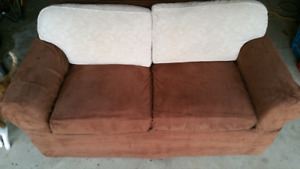 Couch Love Seat $125obo