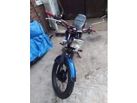 For swaps for 50cc scooter not for sale