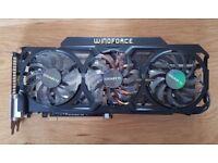 NVIDIA Gigabyte GeForce GTX 770 2GB Graphics Card GPU