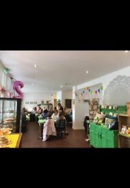 P/T FOH member required for busy south side Cafe in Newlands Park