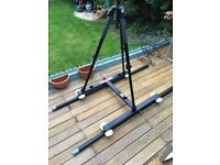 Hague Photography Track and Dolly Kit inc 10 x 5ft track lengths (25ft of usable tracking)