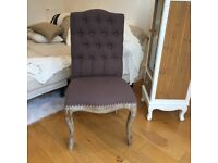 Tufted Chair, Perfect Condition
