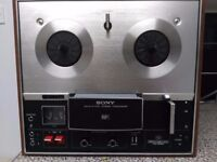 SONY TC-280 Reel to Reel Tape