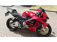 Cbr600rr loads of extras, low mileage, hpi clear, new mot 600rr