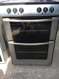 """Stoves """"NEWWORLD"""" Double Oven Electric Cooker"""