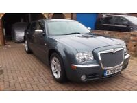Chrysler 300 crd tourer in excellent condition