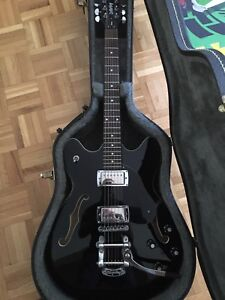 Guitare Oscar Schmith de Washburn