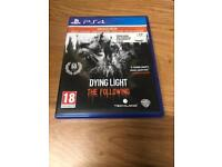 Dying Light The Following, Enhanced Edition, PlayStation 4 Game